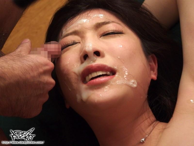 【ぶっかけ】 大乱交 羽田あい キャプチャー画像 12枚目