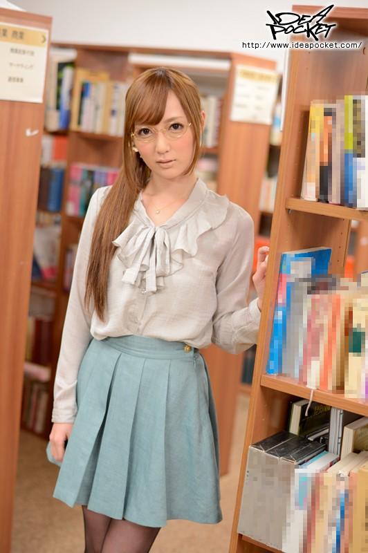 【お姉さん】 美人図書館員の消したい過去 冬月かえで キャプチャー画像 12枚目
