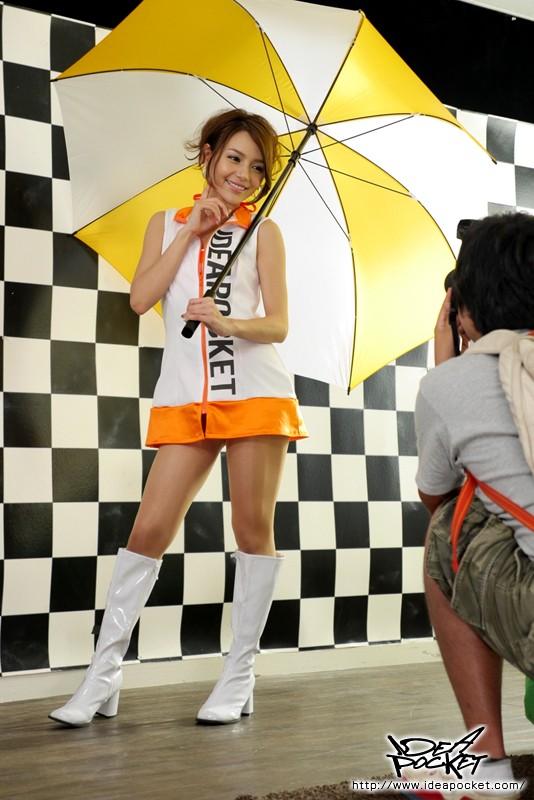 【レースクィーン】 アイドルRQの甘い誘惑 Rio キャプチャー画像 12枚目