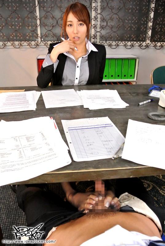 僕の女上司がエロすぎて困ってます(嬉) 美雪ありす 画像8