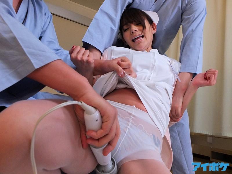 【辱め】 汚された純真白衣 ハメられた新人看護師 Rio キャプチャー画像 12枚目