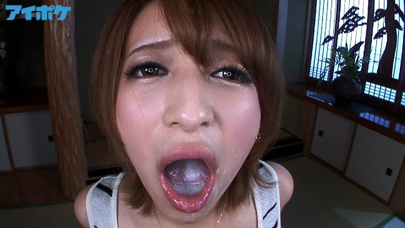 精子吸引バキュームフェラチオ 塔堂マリエ 画像1
