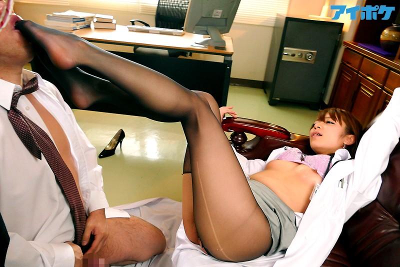 タイトスカート 痴女医の淫らな誘惑 Shelly 画像6