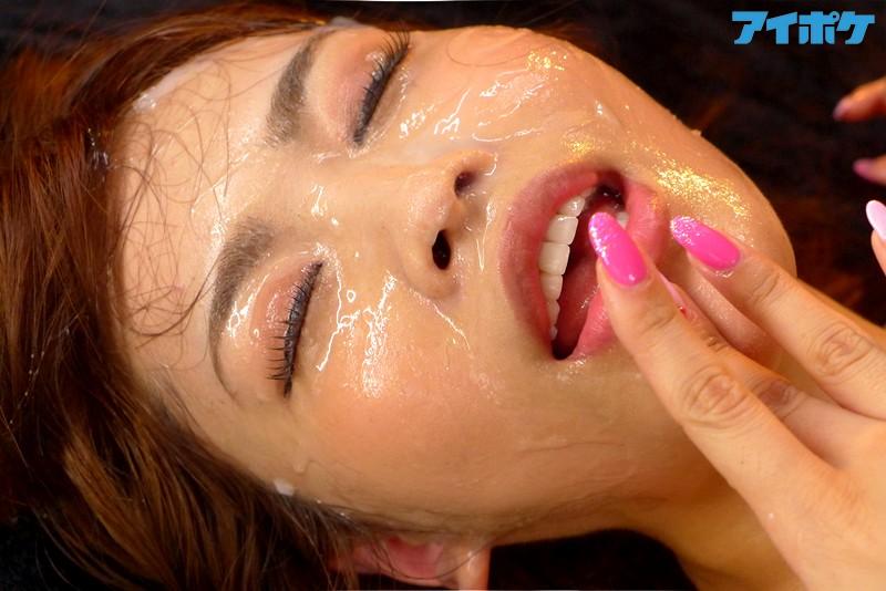 【お姉さん】ごっくんとぶっかけ濃いぃザーメンたっぷりみれいのお顔とお口にブチまけてっ! 愛華みれい キャプチャー画像 12枚目