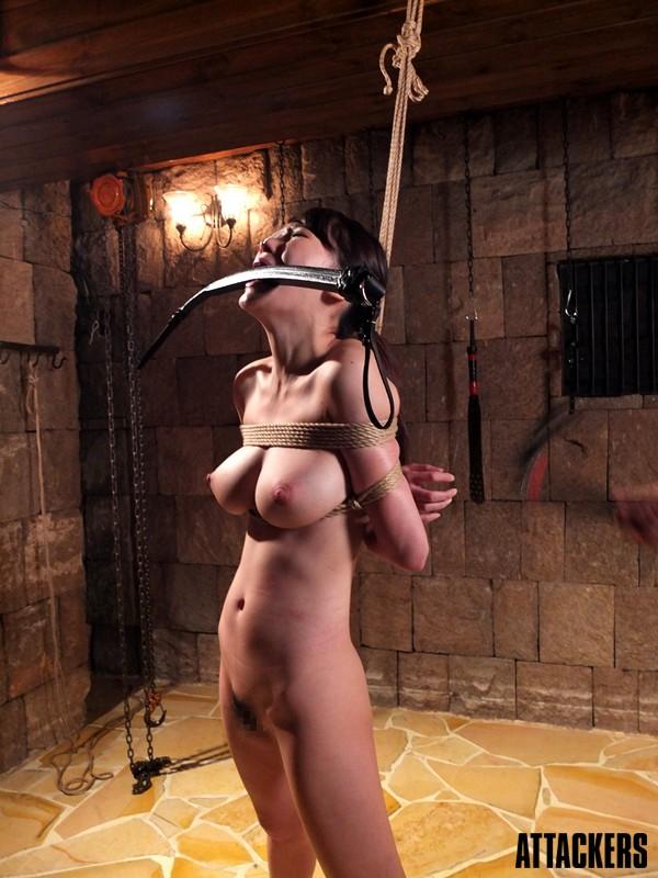 【調教・奴隷】 マニアの生贄 三原ほのか キャプチャー画像 2枚目