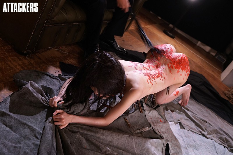JBD-239 Studio Attackers - Bondage Torture & Rape Rental House Miyuki Arisaka big image 5