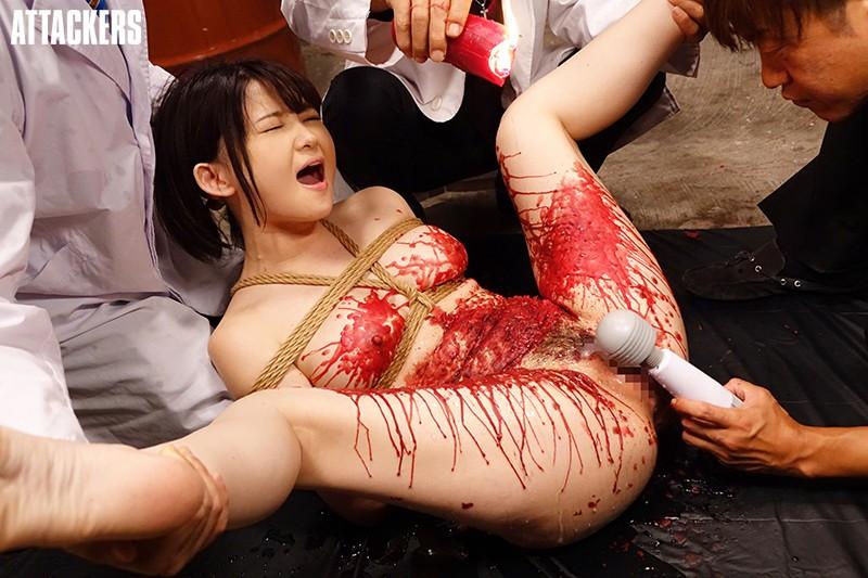淫獄の人体実験バトル 3穴快楽拷問に堕ちた被験者 妃月るい3