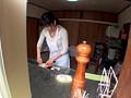 熟女の生野菜オナニーsample7