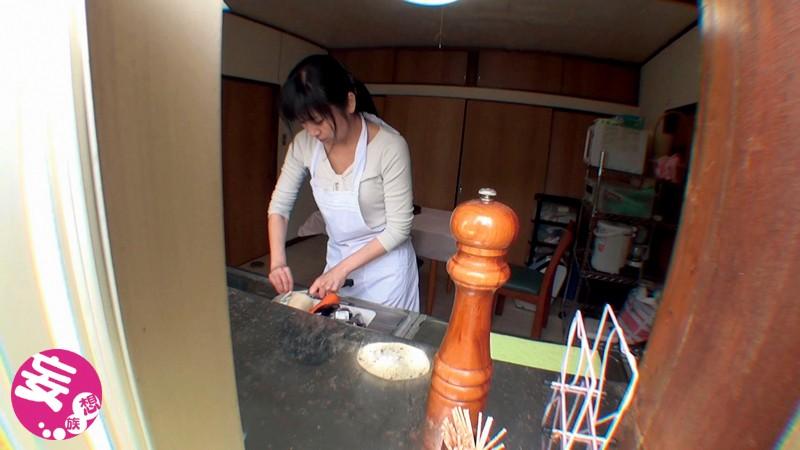 熟女の生野菜オナニー 画像7