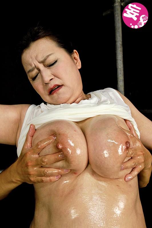 やわ肌Hカップの還暦美人 麻子 60歳 北森麻子 1枚目