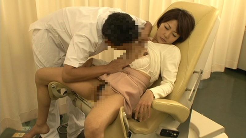 泌尿器科で緊張する人妻をレ○プ中出しする医師の汚い手口とは… 監視カメラは捉えた!平成事件簿 キャプチャー画像 6枚目