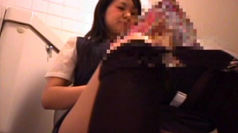 都内某所オフィスレディのトイレ映像流出24人 キャプチャー画像 1枚目