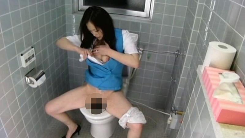 都内某所オフィスレディのトイレ映像流出24人 キャプチャー画像 8枚目