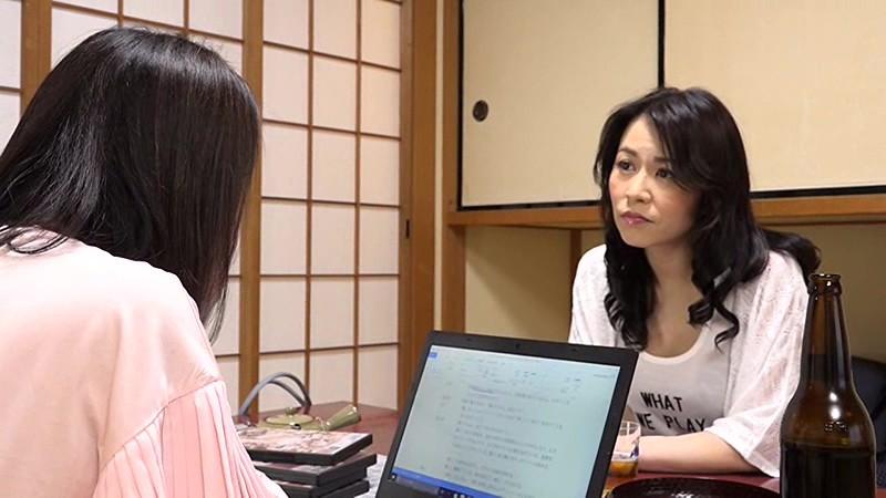 熟女レズ 女学校の思い出 白山葉子 井上綾子 の画像20