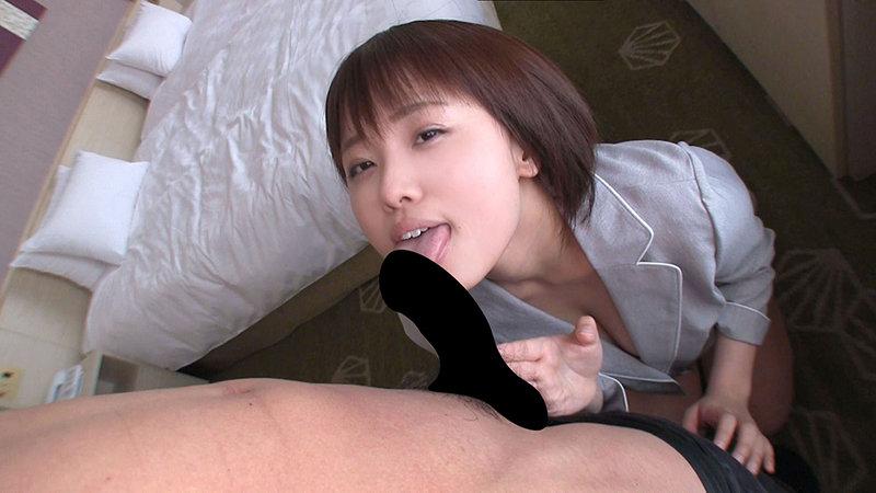 #サポFile02 れいな(ホ別3)営業途中短時間バイトに来た巨乳美女に精飲と中出し 画像2