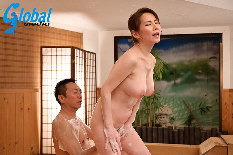 新・麗しの熟女湯屋 濃厚ねっとり高級ソープ 山口珠理 キャプチャー画像 8枚目