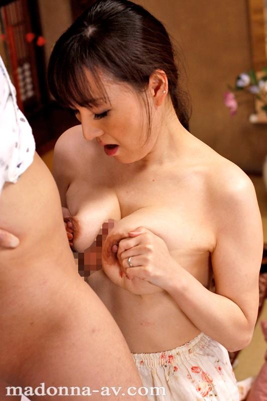 JUC-598 Studio Madonna - Mother Son Bath Time Incest - Minako Tsumura
