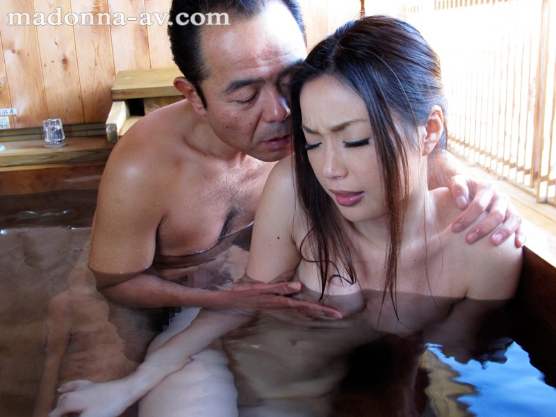 Wife fuck father in law while husband sleep