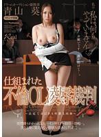 仕組まれた不倫OL凌辱裁判 〜法廷で弄ばれる卑猥な肉体〜 青山葵