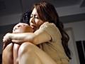 風間ゆみの動画「巨尻タイトスカート 透けた魅惑のパンティライン」