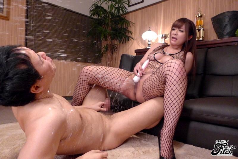 【巨乳】 淫らな腰振りノーパン巨尻痴女 さとう遥希 キャプチャー画像 10枚目