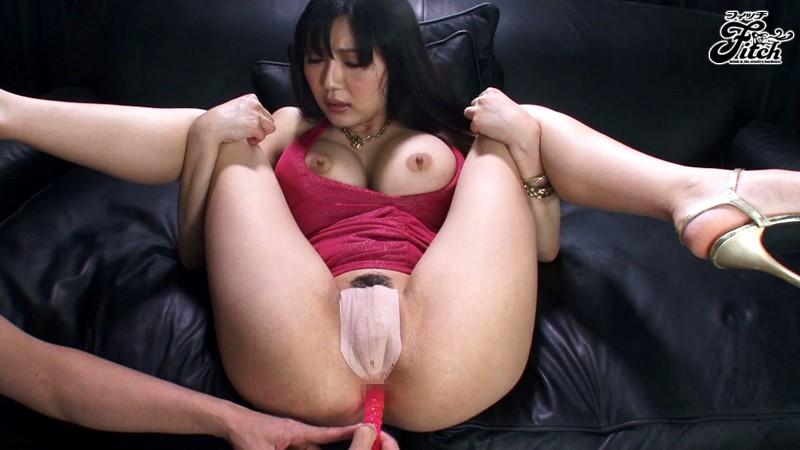 Lara loves stockings