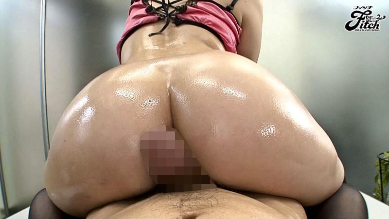 【パンスト】 淫らな腰振りノーパン巨尻痴女 上原亜衣 キャプチャー画像 6枚目