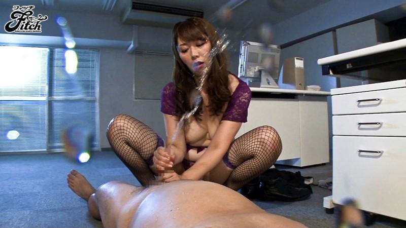 美熟女コンサルタントの熟尻射精管理 翔田千里 画像8