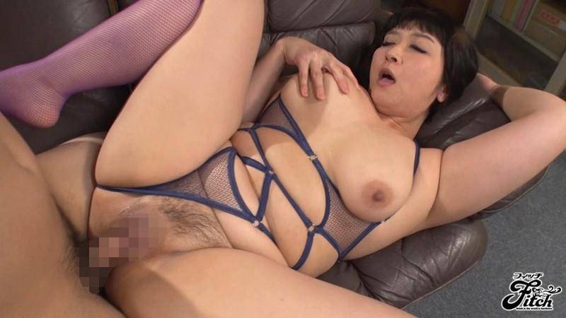 爆乳ぽっちゃり「八木美智香」のSEXエロ動画