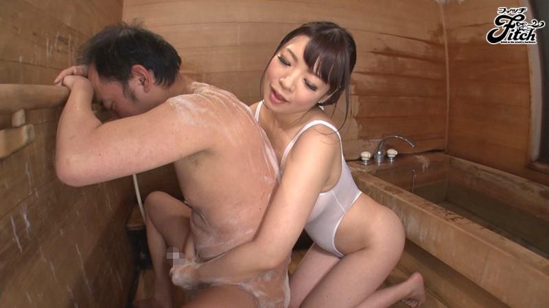 じっくり高める手コキでもてなす完全勃起ともの凄い射精の回春旅館 水城奈緒 画像7