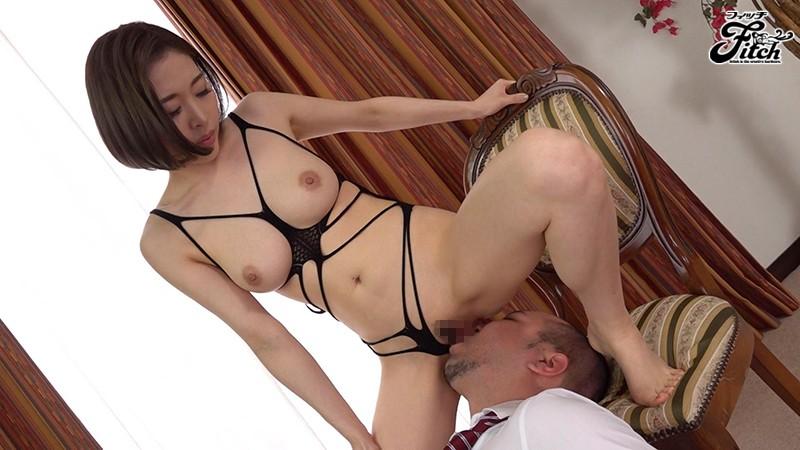 インポ男をガン勃ちさせる 痴女妻の腰砕けザーメン絞りテクニック 本田岬 画像4