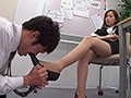 [JUFE-009] 高飛車女社長が尻肉ひん剥き失禁謝罪 ~利尿剤を飲まされ羞恥のオシッコ調教~ 篠田ゆう