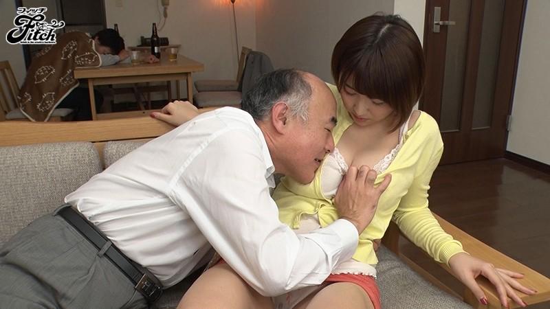 オヤジの濃厚テクでイクイク体質にされた爆乳女子大生 松本菜奈実のサンプル画像