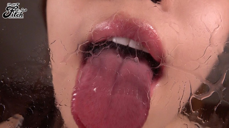 密着して舐め尽くす むしゃぶり唾液痴女 香坂紗梨 1枚目