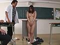 全裸NTR授業 DQNな生徒に弱みを握られ羞恥という名の快楽を肉体に教えこまれた女教師 八乃つばさ