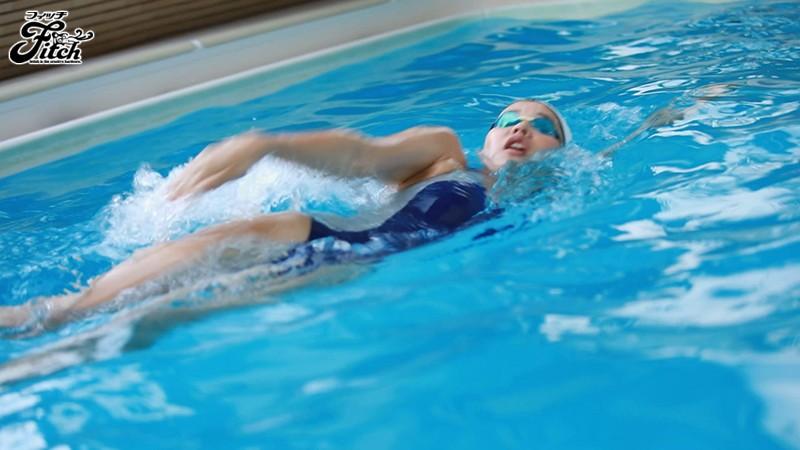 競泳歴17年!華々しい受賞歴を持つ21歳の肉体美 長身美人 競泳アスリートAVデビュー 寺川彩音 画像2