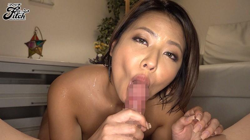 密着して舐め尽くす むしゃぶり唾液痴女 今井夏帆7