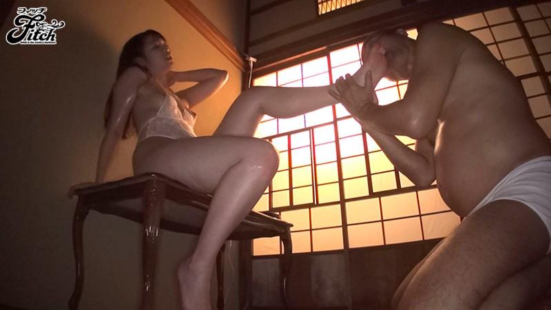 オヤジのハメ撮りドキュメント ねっとり濃厚に貪り尽くす体液ドロドロ汗だく性交 清音咲良 11枚目