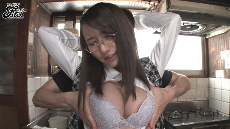 JUFE-271 Her Plain Glasses Can't Hide This Office Beauty's Endless Lust - Her Raw Porn Debut! Karen
