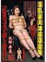 淫乱妻肉体極限開発「私の体、すべて差し上げます」 矢部寿恵 ダウンロード