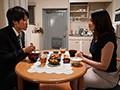 唾液の糸が絡みあう大人の接吻性交 友田真希sample2