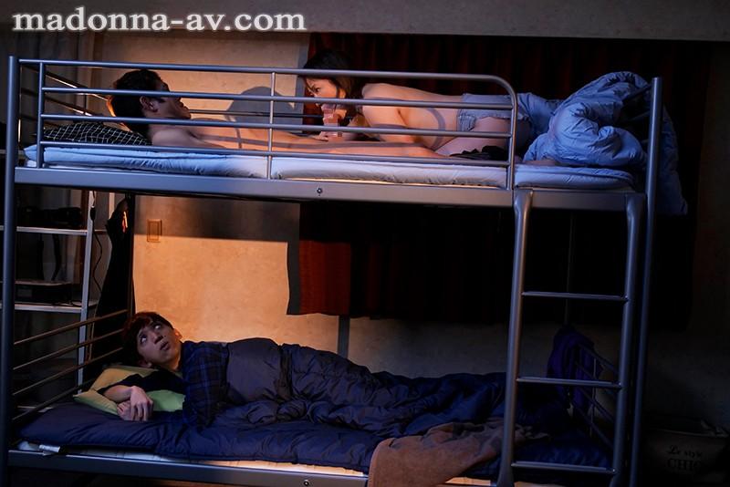 背徳の二段ベッド 密着義母相姦 甘乃つばき 画像3