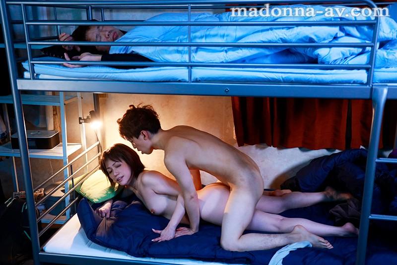 背徳の二段ベッド 密着義母相姦 甘乃つばき 画像9