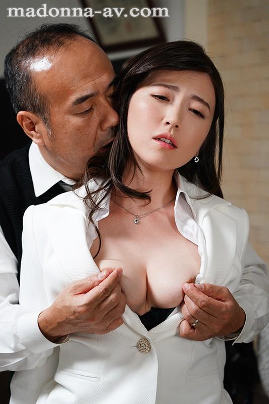 人妻秘書、汗と接吻に満ちた社長室中出し性交 《超S級専属》王道のミセスが悶える解禁中出し3本番!! 木下凛々子 1