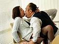 人妻秘書、汗と接吻に満ちた社長室中出し性交 『大人の戯れ』...sample3