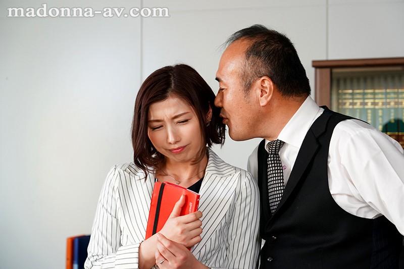 人妻秘書、汗と接吻に満ちた社長室中出し性交 『大人の戯れ』を知り尽くした《専属》加藤ツバキ×《監督》ながえの最高傑作!!