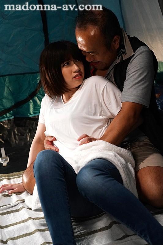 町内キャンプNTR テントの中で中出しされた妻の衝撃的寝取られ映像 石原希望 2枚目