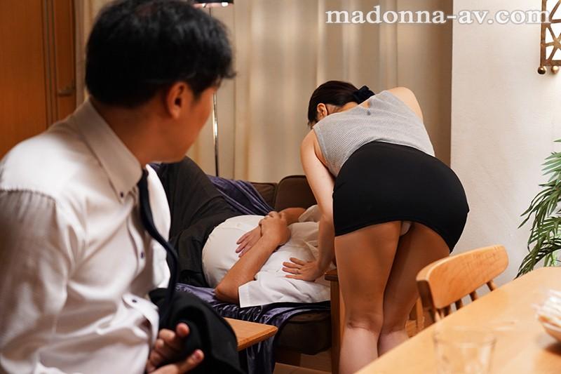 元CMタレントの人妻 第2弾!! 汗、唾液、愛液、すべての体液が絡み合う…真夏の濃密不倫セックス。 鈴乃広香