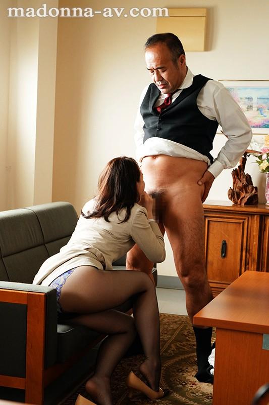 『水戸かな ヤラれまくって堕ちた秘書に社長室で濃厚中出し。』の紹介画像