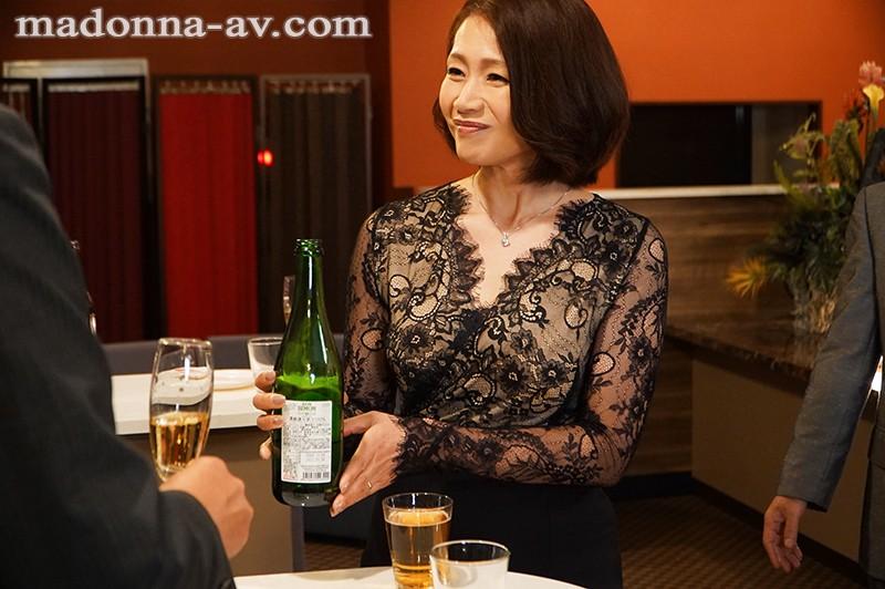 会社も、妻も、奪われた―。社長夫人NTR 友田真希